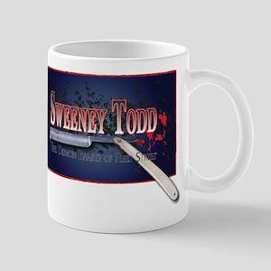 Sweeney Todd Cast Tshirts Mug