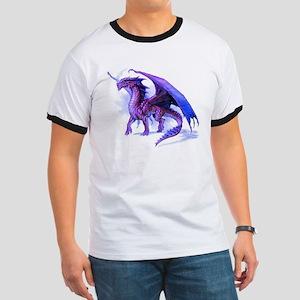 Purple Dragon Ringer T