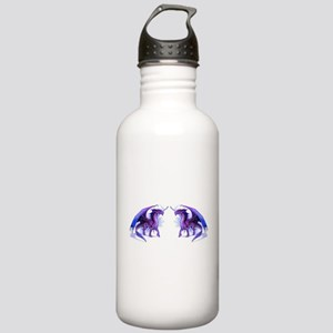 Purple Dragons Stainless Water Bottle 1.0L