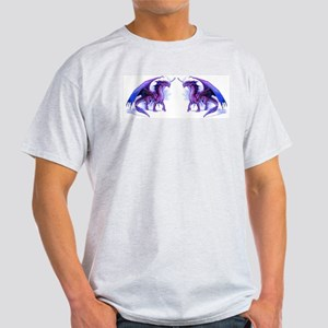 Purple Dragons Light T-Shirt