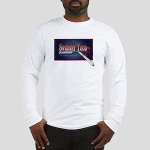 Sweeney Todd Logo Long Sleeve T-Shirt