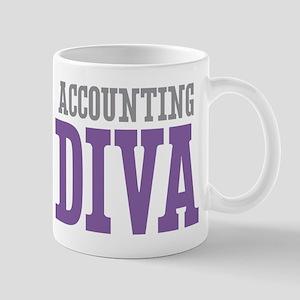 Accounting DIVA Mug