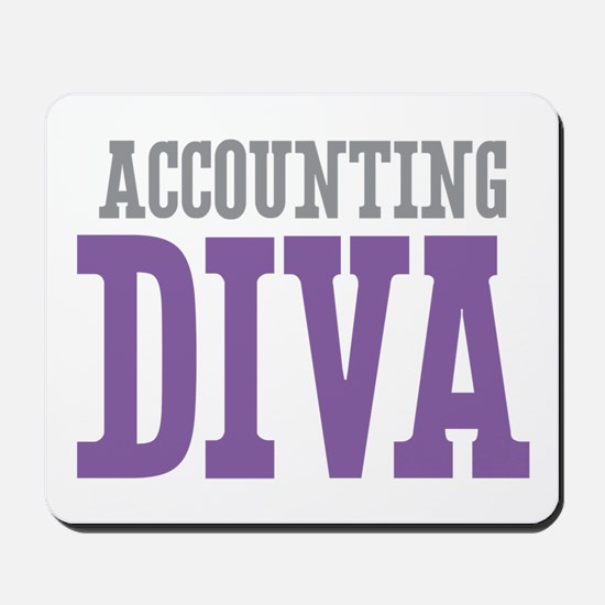 Accounting DIVA Mousepad