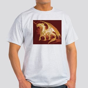 Gold Dragon Light T-Shirt