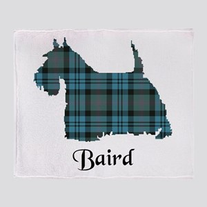 Terrier - Baird Throw Blanket
