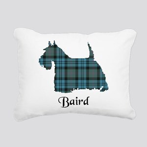 Terrier - Baird Rectangular Canvas Pillow