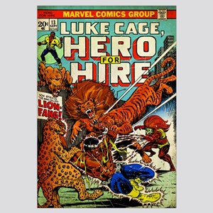 Luke Cage, Hero For Hire (Now Strikes The Man Call