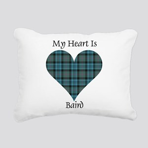 Heart - Baird Rectangular Canvas Pillow