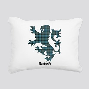 Lion - Baird Rectangular Canvas Pillow