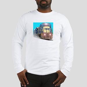 CSX Train Long Sleeve T-Shirt