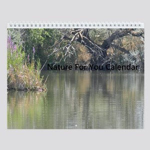 Nature For You Wall Calendar
