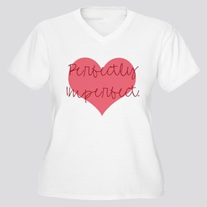 2-perfectlyimperfect Plus Size T-Shirt