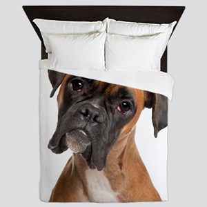 Boxer Queen Duvet