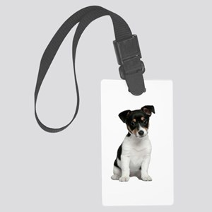 Jack Russell Terrier Large Luggage Tag