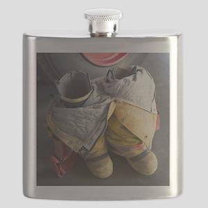 TURNOUT GEAR Flask