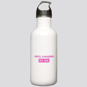 North & Pickering Sports Water Bottle