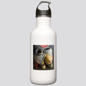 TURNOUT GEAR Stainless Water Bottle 1.0L