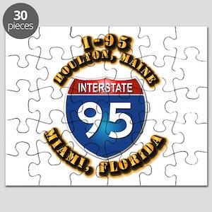 Interstate - 95 Puzzle