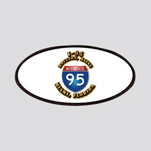 Interstate - 95 Patches