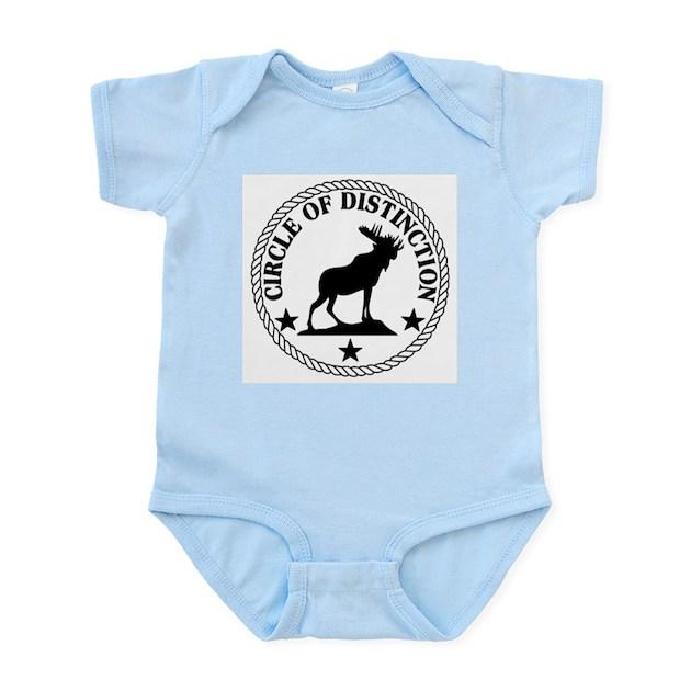 Moose International Baby Light Bodysuit Moose ...