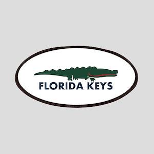 Florida Keys -Allligator Design. Patches