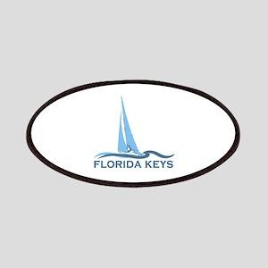 Florida Keys -Sailing Design. Patches
