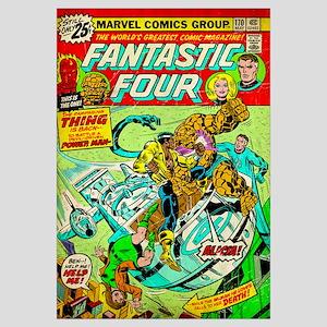 The Fantastic Four (Battle Luke Cage)