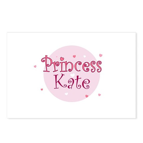 Kate Postcards (Package of 8)