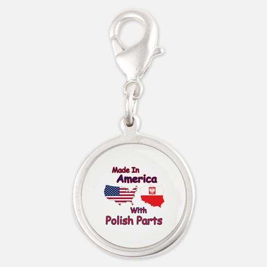 America With Polish Parts Charms