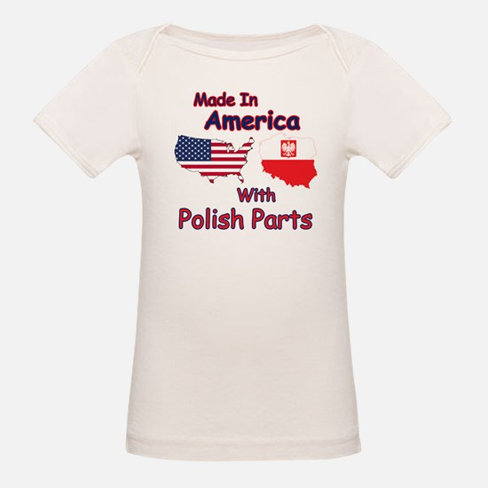 America With Polish Parts T-Shirt