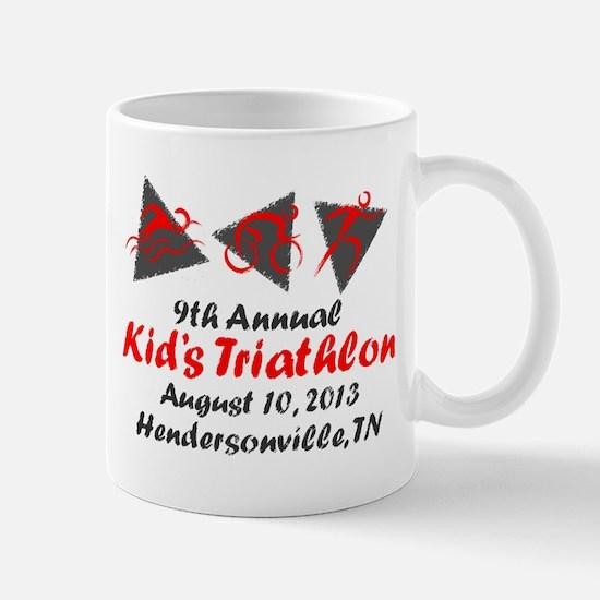 HEAT Kids Triathlon Mug