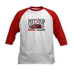 PittStop MINI Kids Baseball Jersey