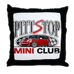 PittStop MINI Throw Pillow