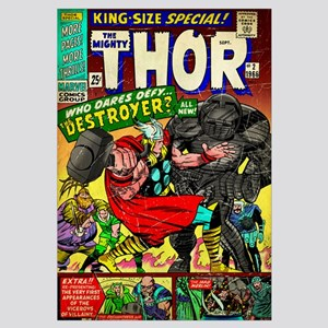 The Mighty Thor (Who Dares Defy The Destroyer?)