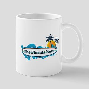 Florida Keys - Surf Design. Mug