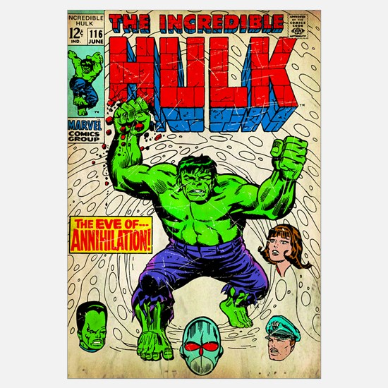 The Incredible Hulk (The Eve Of Annihilation!)