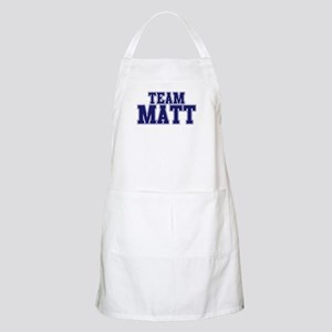 Team Matt Apron