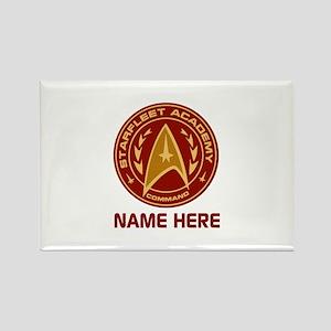 Starfleet Academy Personalized Rectangle Magnet