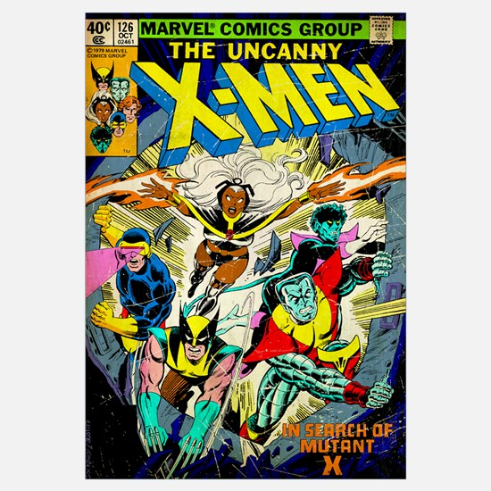 The Uncanny X-Men (In Search Of Mutant X)