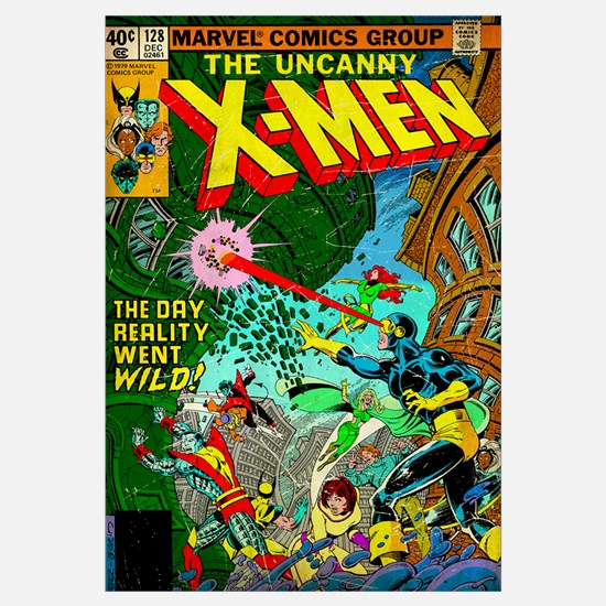 The Uncanny X-Men (The Day Reality Went Wild!)