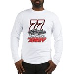 PK WHITE SHIRT Long Sleeve T-Shirt
