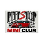 PittStop MINI Rectangle Magnet
