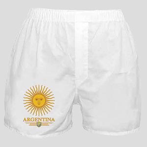 Argentina Sun Boxer Shorts