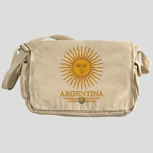 Argentina Sun Messenger Bag