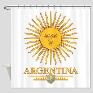 Argentina Sun Shower Curtain