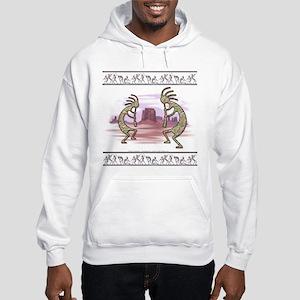 Kokopelli #1 Hooded Sweatshirt
