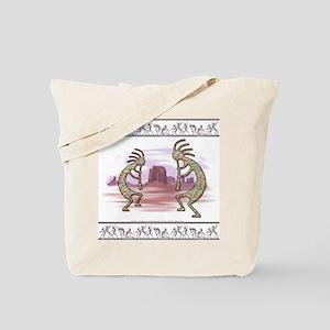 Kokopelli #1 Tote Bag