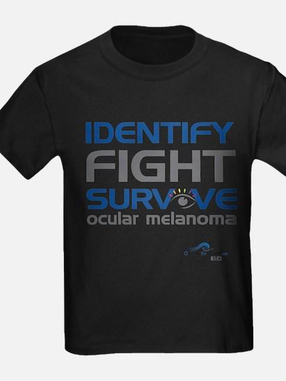 ACIS T Shirt Unisex Identify Front PRINT T-Shirt