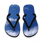Blue Skies, Clean Energy Flip Flops