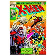 X-Men (Against Magneto) Poster